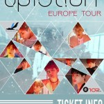 Ticket update for Up10tion's European Tour this September