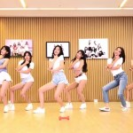 Berry Good goes sweet for 'Green Apple' dance practice