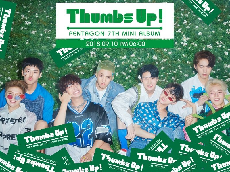Image result wey dey for pentagon thumbs up album