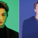 EXO drops teasers of Sehun and Kai in 'LOVE SHOT'!