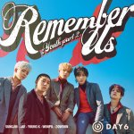 DAY6 release online cover for 'Remember Us: Youth part 2'!