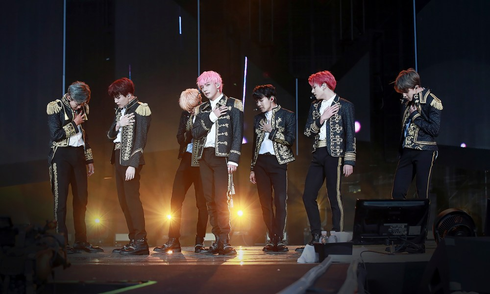 BTS release promo video for upcoming DVD release of 'Love