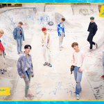 ATEEZ chill out in a skate park in concept photos for 'Treasure Ep.3: One to All'