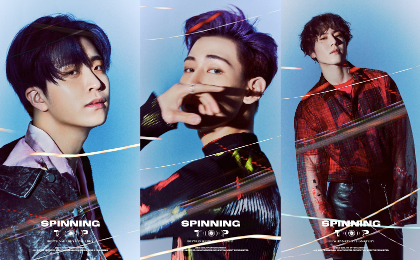 GOT7 look fierce in image teasers for 'SPINNING TOP: BETWEEN