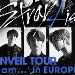 Europe Stray Kids are back!