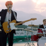 The Rose are a refreshing and playful band in music video for 'RED'!