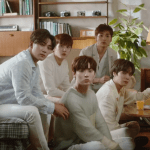 NU'EST enjoy a hearty meal together in trailer for 'The Table'