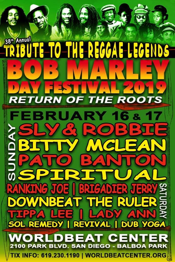 Tribute to Reggae Legends