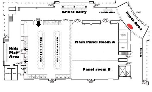 Power Morphicon Pasadena Convention Center