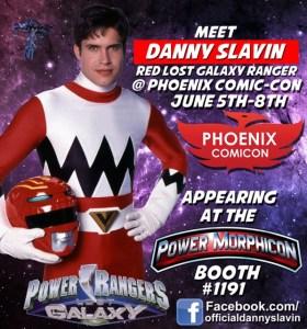 Power Rangers Red Lost Galaxy Ranger