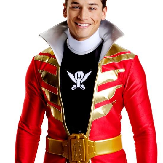 Super Megaforce Red Ranger
