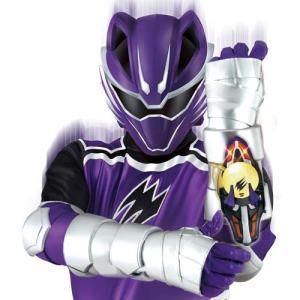 Power Rangers Jungle Fury Purple Ranger