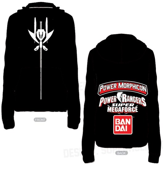 convention hoodie