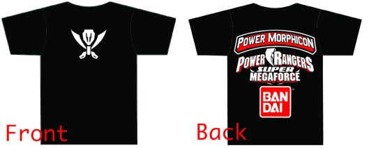 PMC4 T-shirt Gold Front