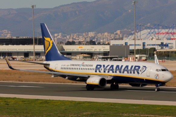 BLACK FRIDAY| Ryanair oferta vuelos a partir de 8 euros para viajar desde València