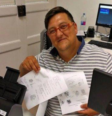 Comunicado de Jesús Hernández Motes, presidente de la Interagrupación de Fallas