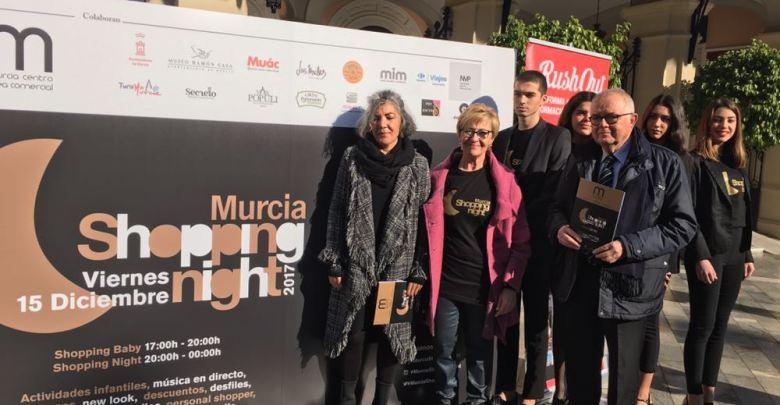 Murcia Shopping Night