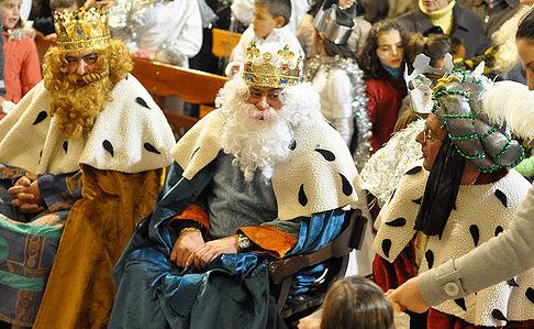 Estos son los tres elegidos para dar vida a los Reyes Magos en la cabalgata de València