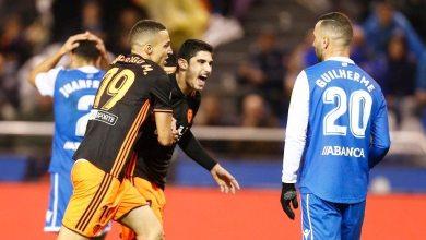 Gol Guedes Valencia CF