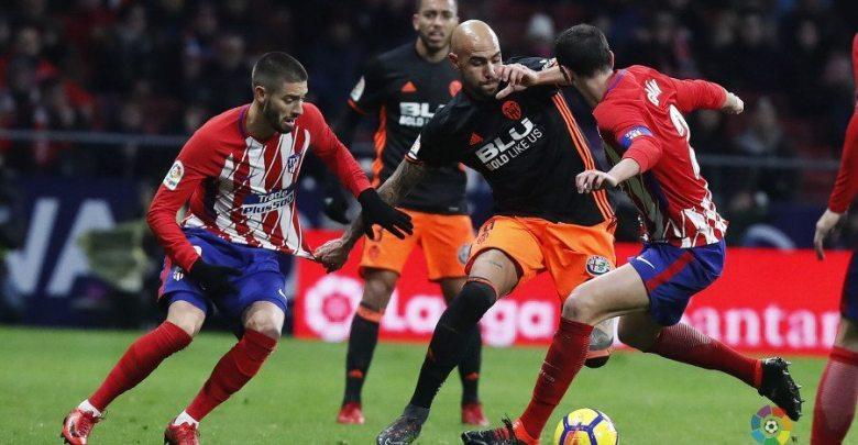 Atlético - Valencia