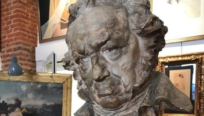 Intervienen 36 obras de arte falsificadas de artistas valencianos distribuidas por España e investigan a 32 personas