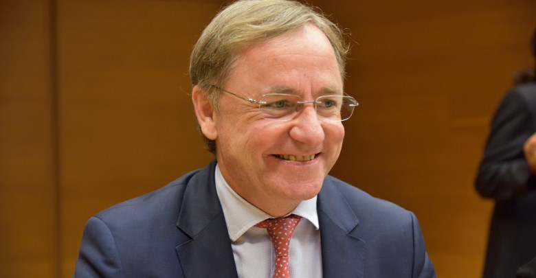 Moragues insta a un pacto PP/PSOE