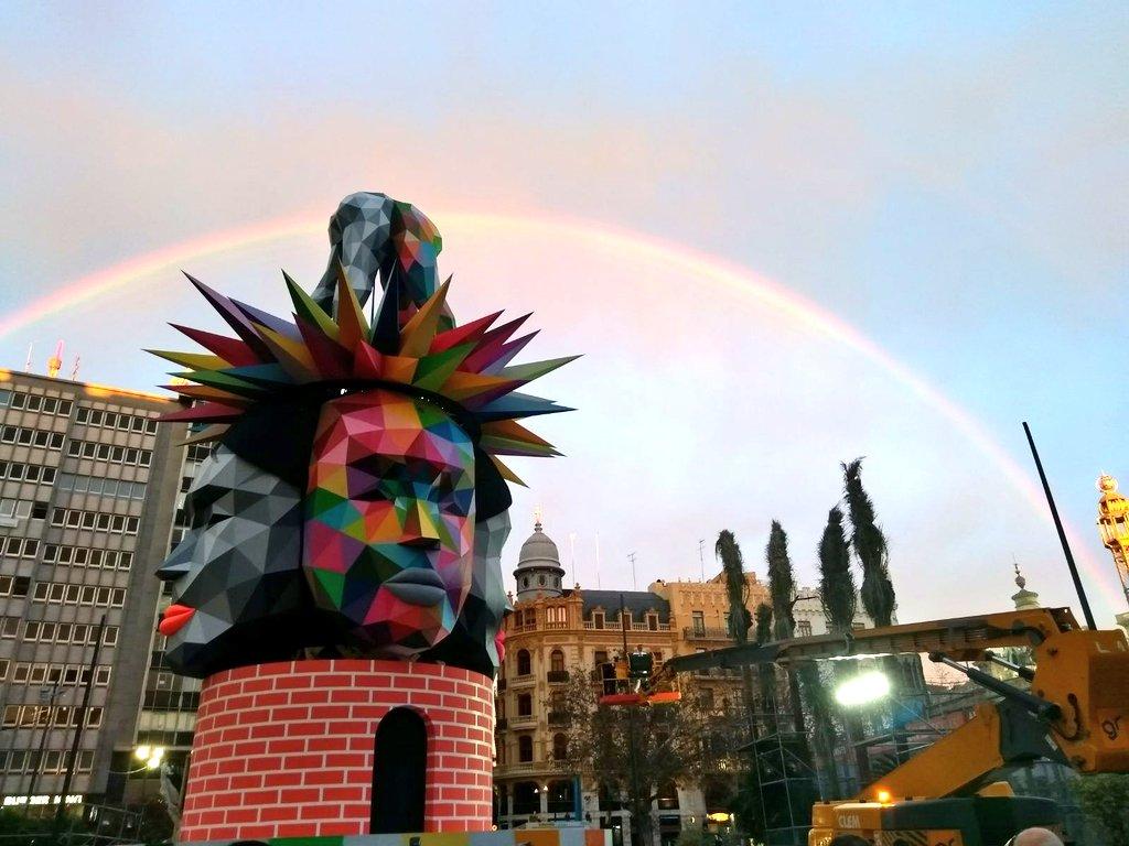El Ayuntamiento de València presenta las bases para la contratación de las fallas municipales de 2019