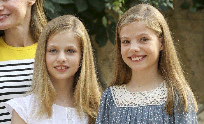 Los libros preferidos de la Princesa Leonor y su hermana, la Infanta Sofía