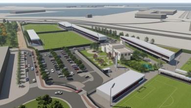 Futura ciudad deportiva del Levante UD