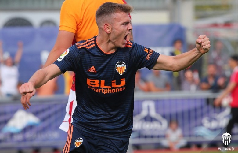 Gol Lato Valencia CF