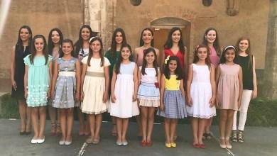 entrevistas a las candidatas a Falleras mayores de Valencia 2019