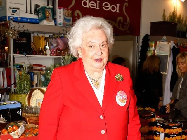 La Infanta Doña Pilar habla sobre el supuesto divorcio de la Infanta Cristina