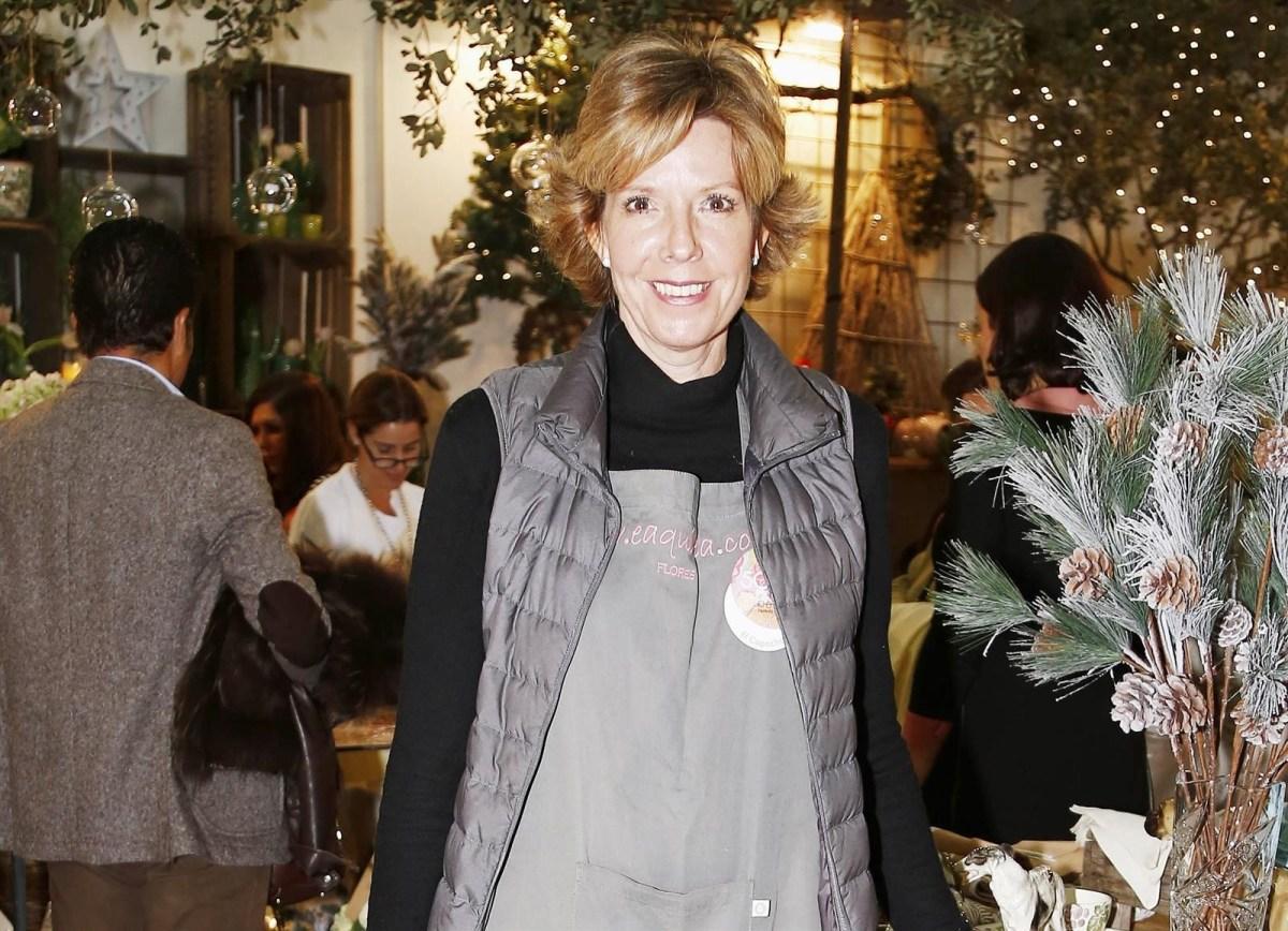 Simoneta Gómez-Acebo se pronuncia sobre el supuesto divorcio entre la Infanta Cristina e Iñaki Urdangarin