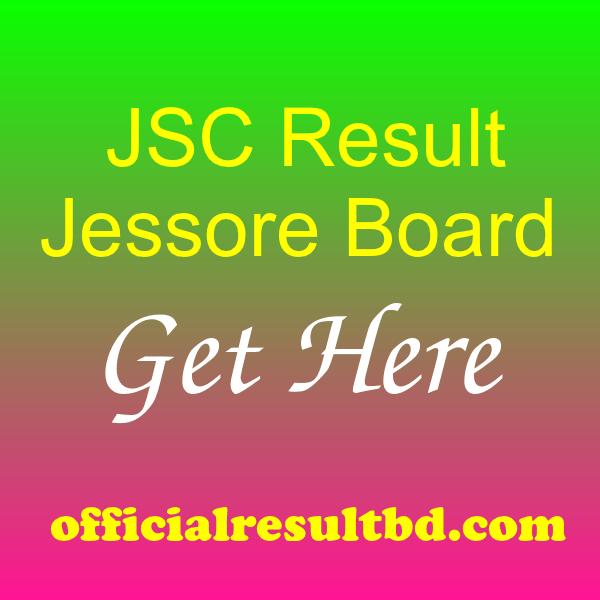 JSC Result Jessore Board 2019