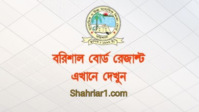 HSC Result 2020 Barisal Board Marksheet Number Subjectwise Download by Online, SMS, App