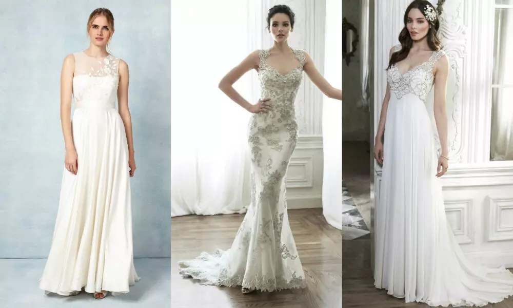 22 Best Wedding Dresses For Under €1000
