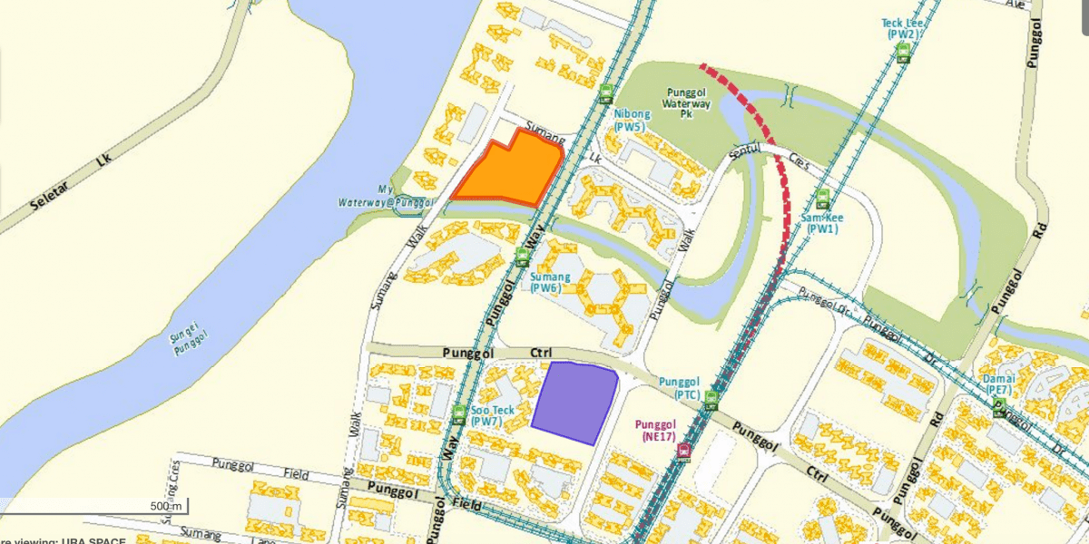 CDL-TID joint venture's top bid for Punggol site sets record for EC land