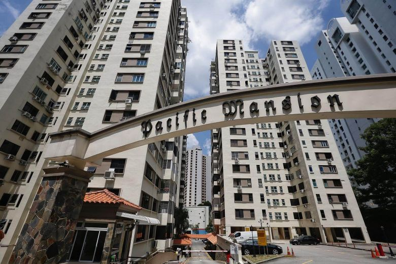 Pacific Mansion sold en bloc for $980m in second-highest deal