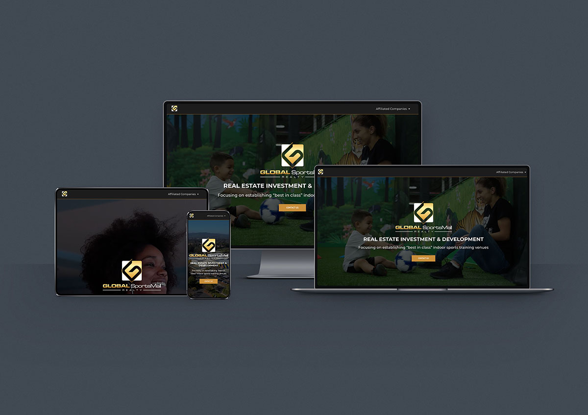 Global Sportsmall Realty Website