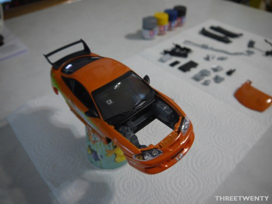 Eclipse model mock up