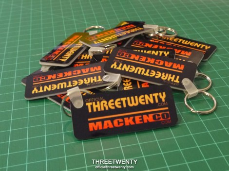 Keychains now for sale