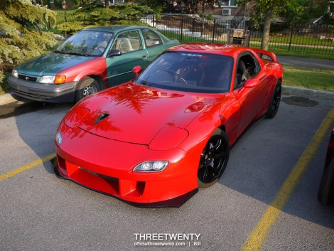 Cars and Coffee July 7 20