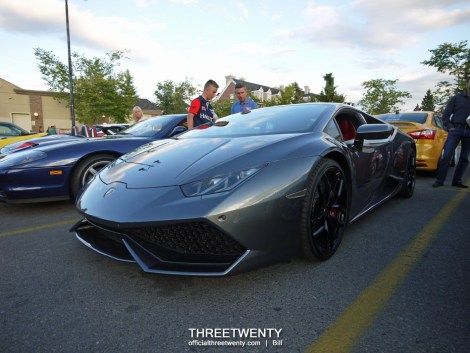 Cars and Coffee July 28 16