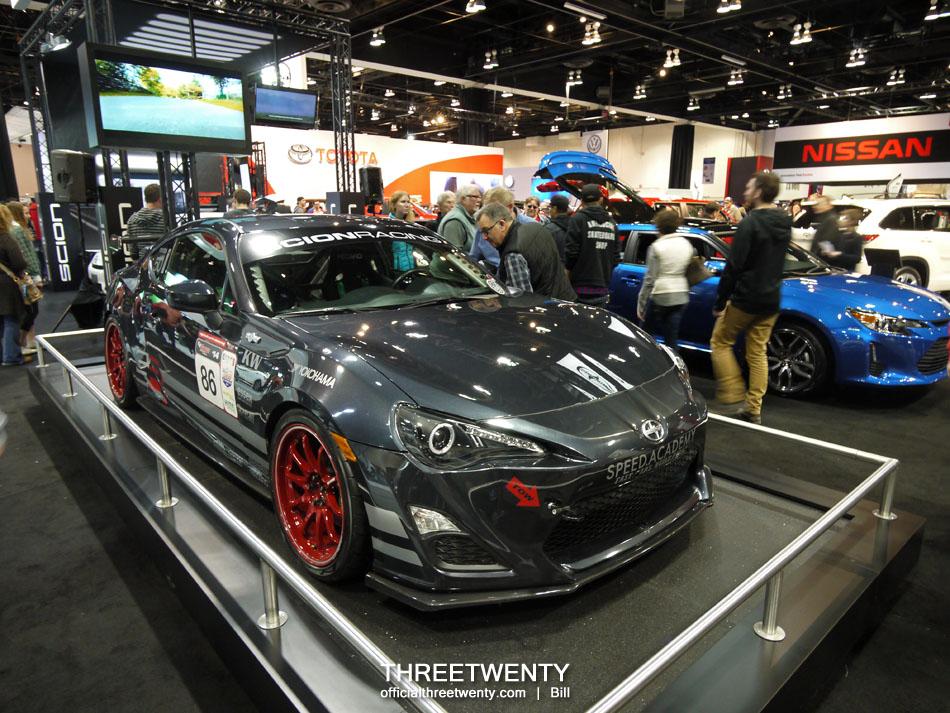 YYC Auto Show 2015 10