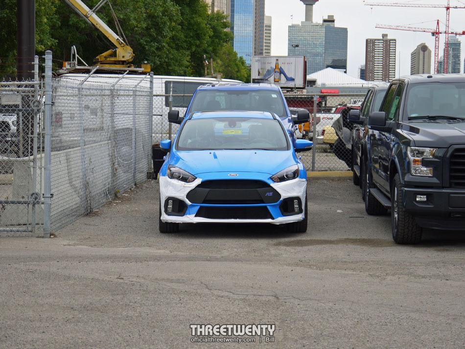 Focus RS 6