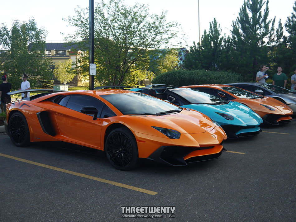 Cars and Coffee July 19 2016 13