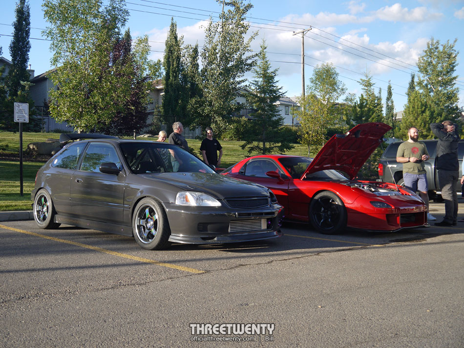 Cars and Coffee July 19 2016 2