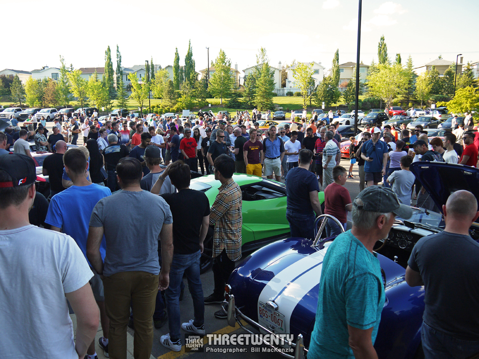 Cars and Coffee June 19 2018 10