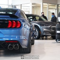 We Get an Early Look at the 2021 Mustang Mach-E