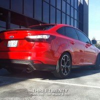 The Mk3 Focus Sedan Gets Some Love From Ford: Part 2